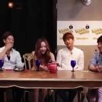 ปฏิกิริยาของไอดอลที่ได้กินขนมไทยเป็นครั้งแรก // 태국과자를 처음 먹어 본 한국아이돌의 반응은?